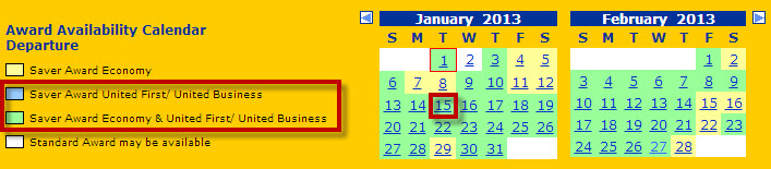 Pick a date that works for you. I'm choosing January 15th for this example.