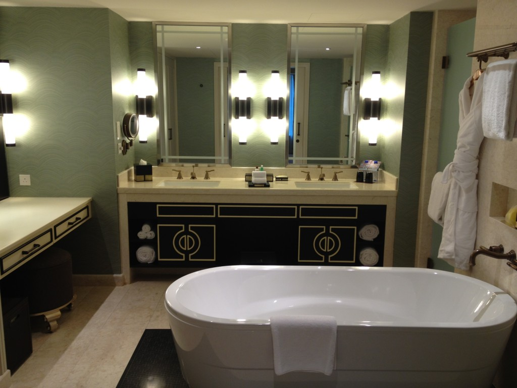 Now THAT'S a bathroom!