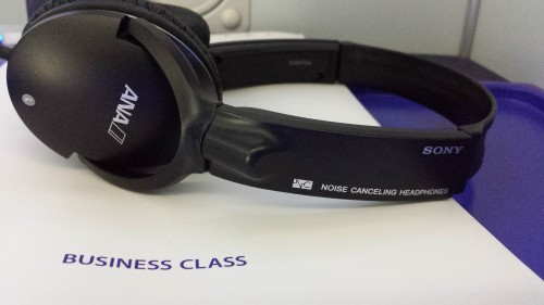 Name-brand headphones! From a Japanese brand, of course.